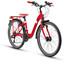 s'cool chiX 24 21-S - Vélo enfant - steel rouge